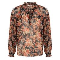 Esqualo blouse F20.15522 print