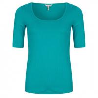 Esqualo t-shirt F20.30515 Teal Blue