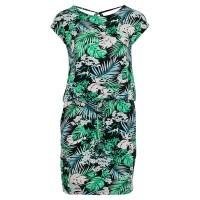Enjoy jurk 186168 groen