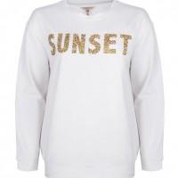 Esqualo sweater SP20.05004 off white