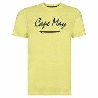 Cape May t-shirt 193003 lime