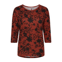 Fransa top 20607962 - barn red mix