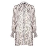Jane lushka l.blouse gs919aw135 ecru