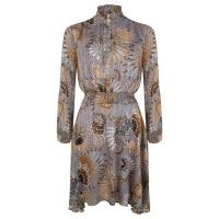 Esqualo jurk W20.15710 print