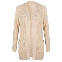 Esqualo vest SP21.03001 beige