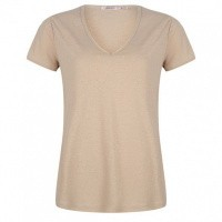 Esqualo t-shirt 30228-sand