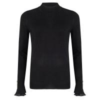 Esqualo sweater F20.07512 black
