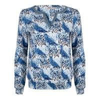 Esqualo blouse SP20.30003 print