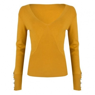 Esqualo Sweater F19.07522 - Oker
