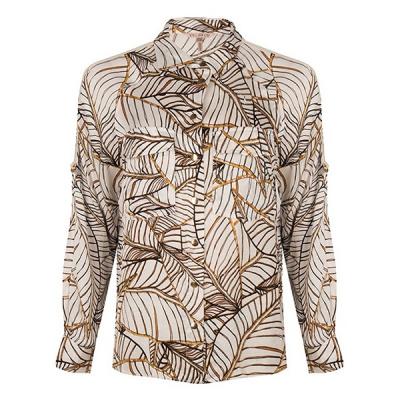 Esqualo blouse SP21.14006 print