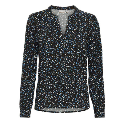 Fransa blouse 20608236 Black Mix