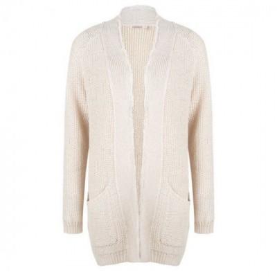Esqualo vest SP20-03015 naturel