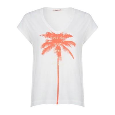 Esqualo t-shirt hs19.05205 white