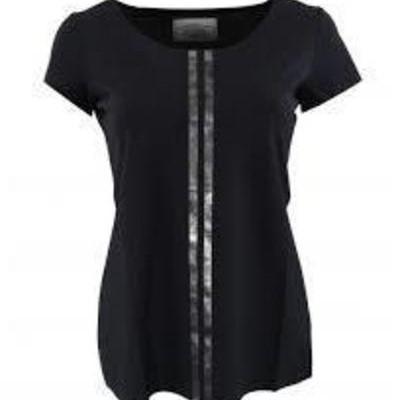 Jane Lushka T-shirt urf619aw20 - grey