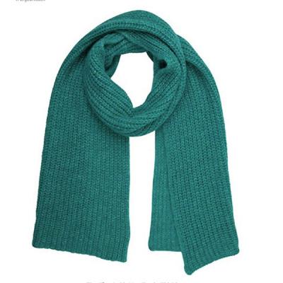 Esqualo sjaal F20.07526 Teal Blue