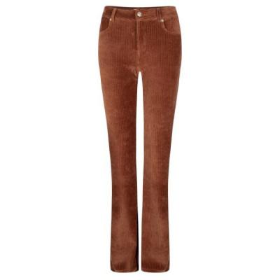 Esqualo broek F20.05521 Cinnamon