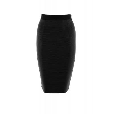 Juffrouw Jansen rok jente-999-black