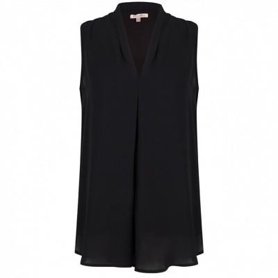 Esqualo blouse hs19.14219 black