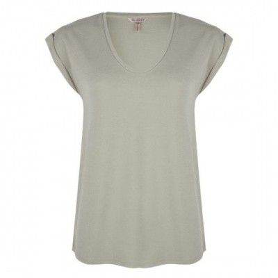 Esqualo T-shirt SP20.05025 olive