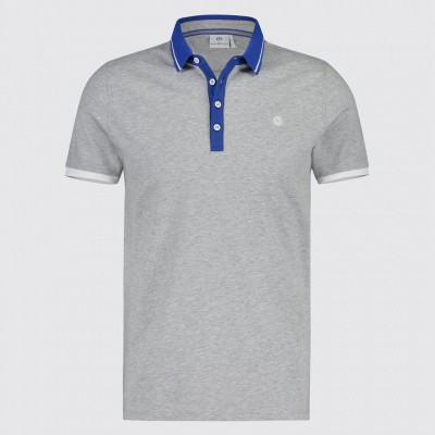 Blue Industry polo kbis19-m70 grey