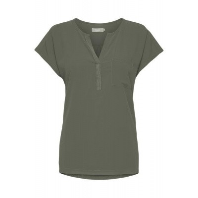 Fransa blouse 20603737 hedge