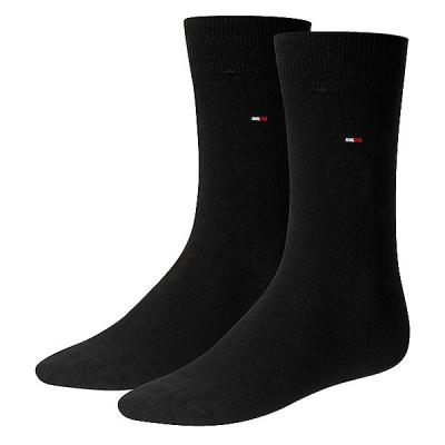 TH Men Sock 371111-200 zwart