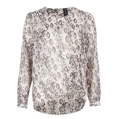 Jane Lushka blouse gs719aw10p ecru