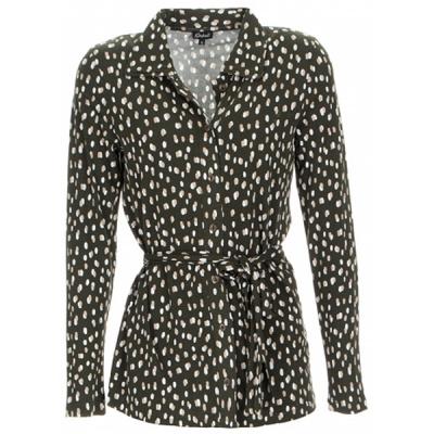 Gafair blouse Sophie groen