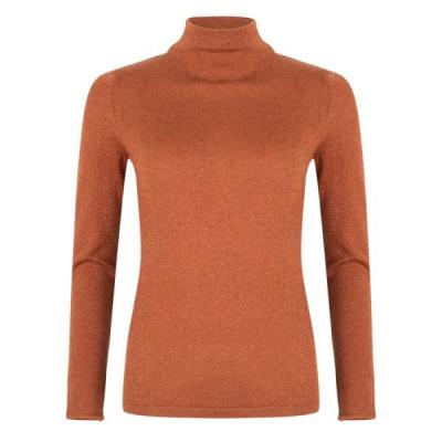 Esqualo sweater F20.03521 Cinnamon