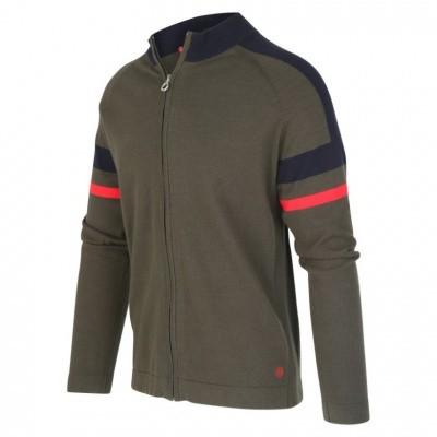 Blue Industry vest groen KBIW19 M9