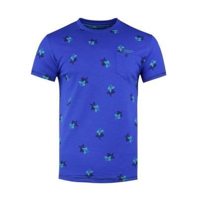 Gabbiano t-shirt 15190 - cobalt