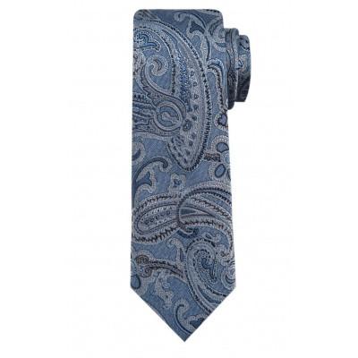 Michaelis stropdas blauw PMQA3D024A