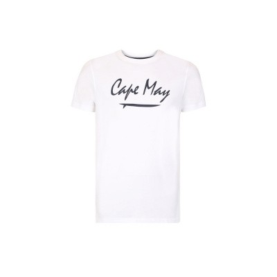 Cape May t-shirt 192001 wit