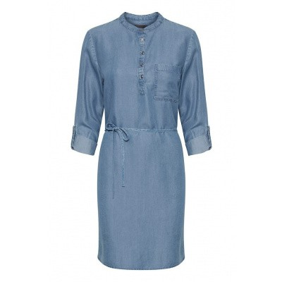 Fransa tuniek 20607178 blue denim