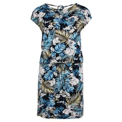 Enjoy jurk 186168 blauw
