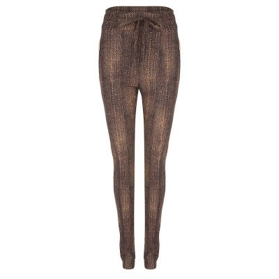 Jane Lushka broek US219AW30 brown