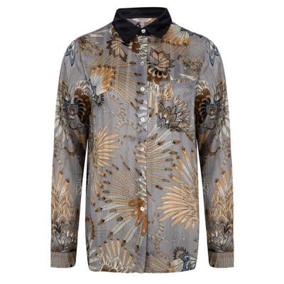 Esqualo blouse W20.15711 print