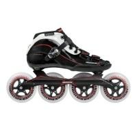 Foto van Powerslide X skate Rood Zwart