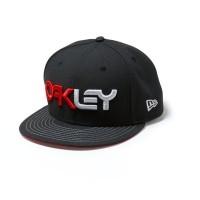 Foto van Oakley Factory New Era Black