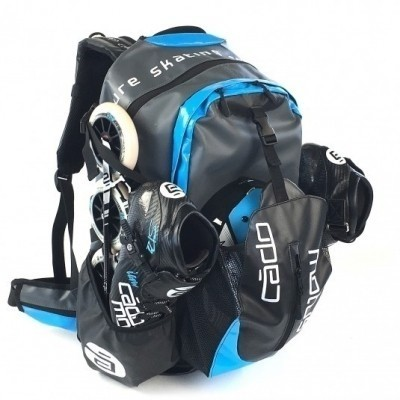CadoMotus Waterflow skate backpack