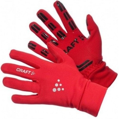 Craft Thermo Multi Grip Glove Rood