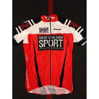 Dave Van Dam Sport Fietsshirt