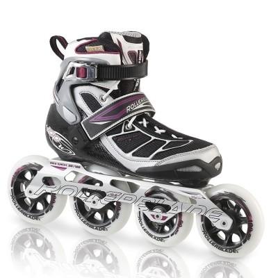 Rollerblade Tempest 100W Black - Pink