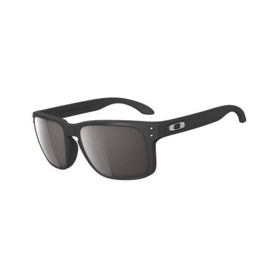 Oakley Hollbrook Matte Black / Grey