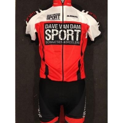 Dave Van Dam Sport Wieler tenue van € 145,00
