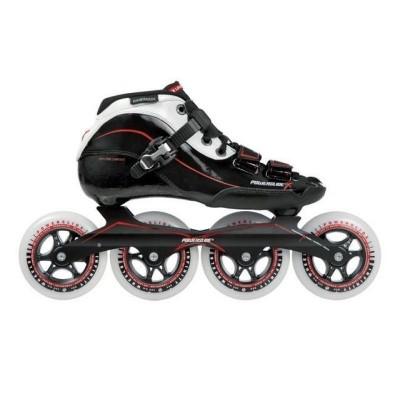 Powerslide X skate Rood Zwart