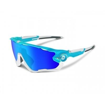 Oakley Jawbreaker Sky Blue Sapphire Irridium