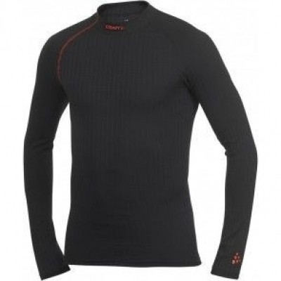 Craft Be Active Extreme Long Sleeve crewneck Men ( Zwart )