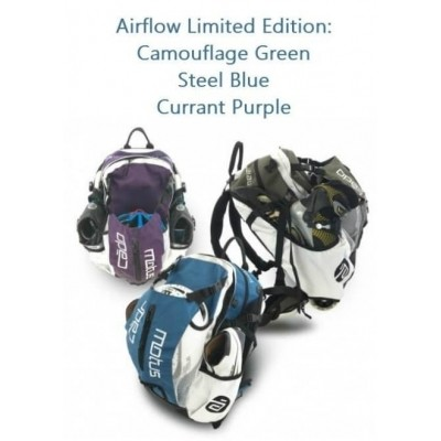 Cadomotus Backpack Skatebag Airflow LIMITED EDITIONS!