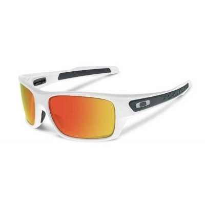OAKLEY TURBINE™Polished White Fire Iridium